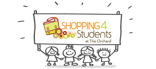 Shopping for Students Rewards Program